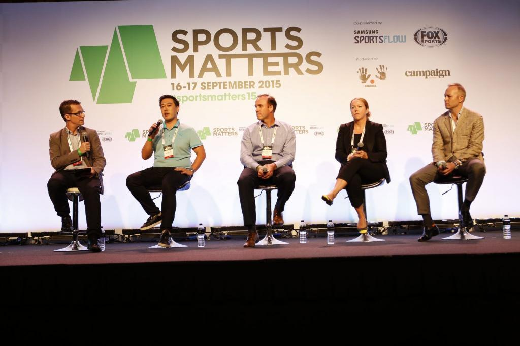 "Sports Matters JPM 1024x683 - John McLellan was a speaker at ""Sports Matters 2015"" conference in Singapore"