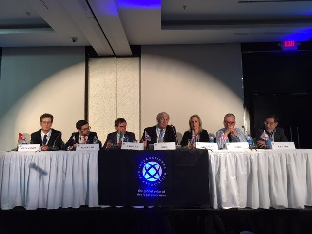 """Haldanes Panama Papers2 - """"Panama Papers"""": Felix Ng was a speaker at Transnational Crime Conference in Panama"""