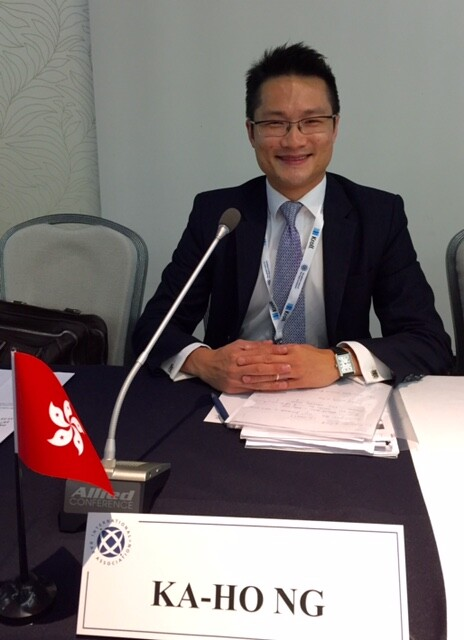 """Haldanes Panama Papers3 - """"Panama Papers"""": Felix Ng was a speaker at Transnational Crime Conference in Panama"""