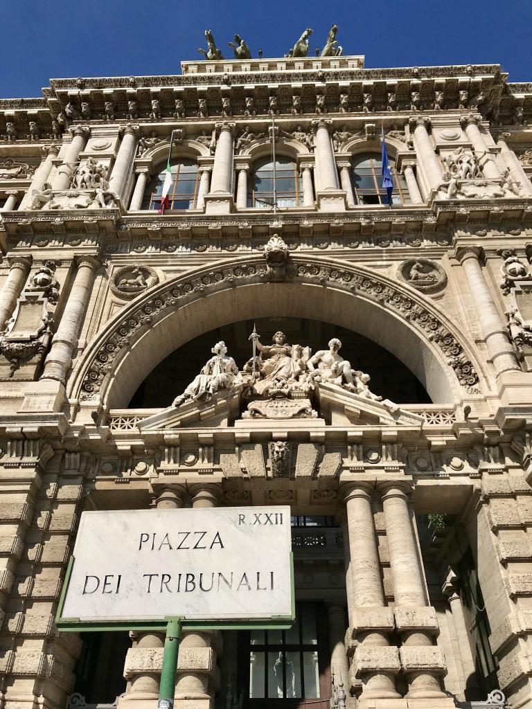 IBA Rome Mock Trial Building 768x1024 - 國際律師協會刑事法委員會亞太區代表