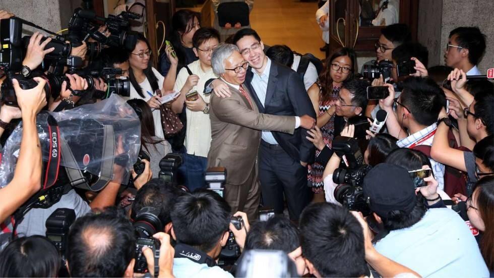 Thomas Kwok CFA 2016 - July 2016 – Haldanes assisted Thomas Kwok Ping-kwong in CFA appeal