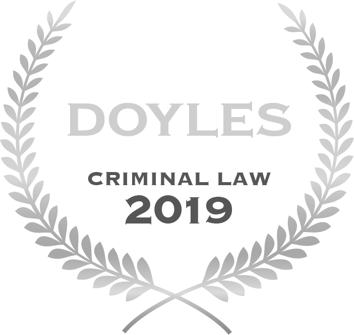 Doyles Criminal Law 2019 mono - Home
