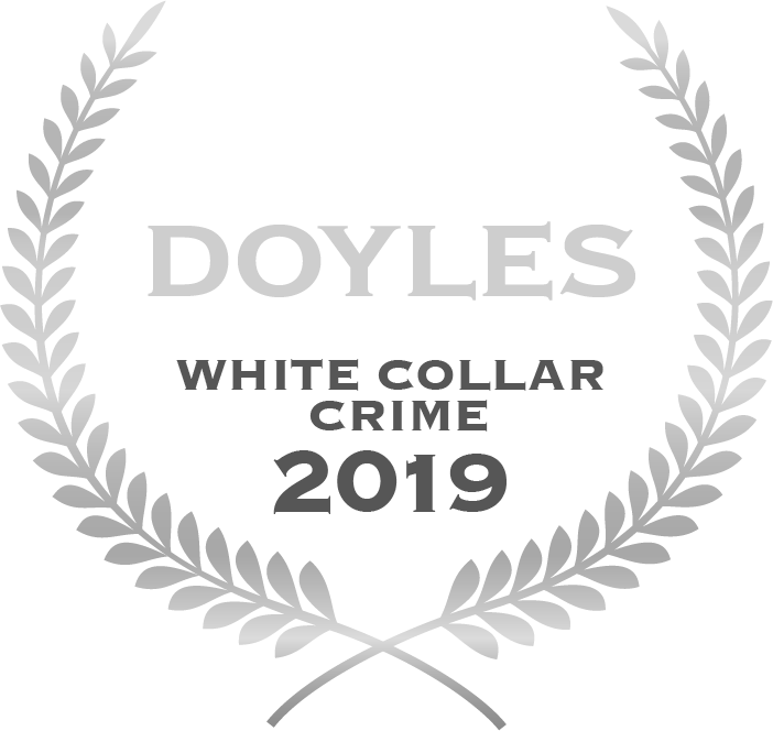Doyles White Collar Crime 2019 mono - Home