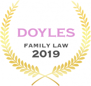 """Family No Ranking 2019 002 300x284 - Doyle's Guide 2019 - """"Leading Criminal Defence Law Firm"""" & """"Leading Family & Divorce Law Firm"""""""