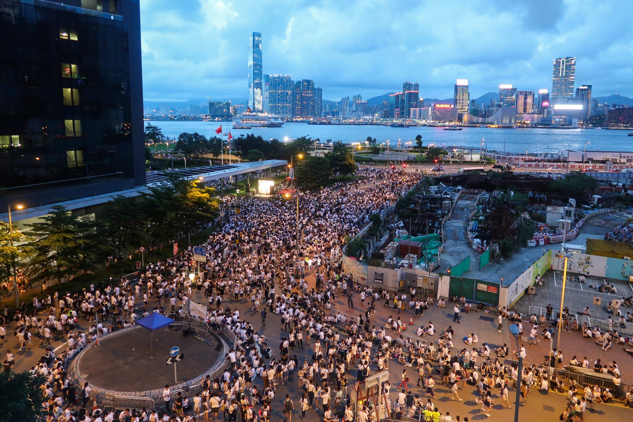 Hong Kong Extradition Bill and Protest - News & Events