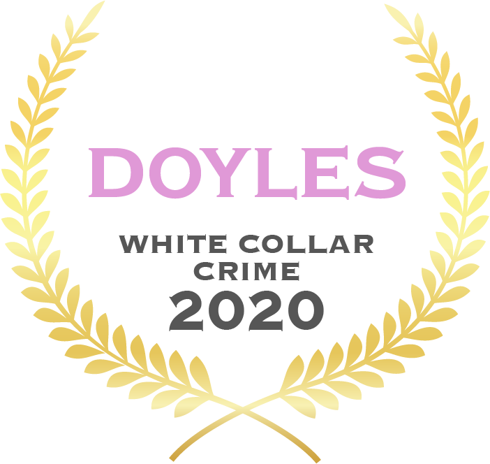 Doyles 2020 White Collar Crime - Doyle's Guide 2020 – Leading Criminal Law and Family & Divorce Law Firm