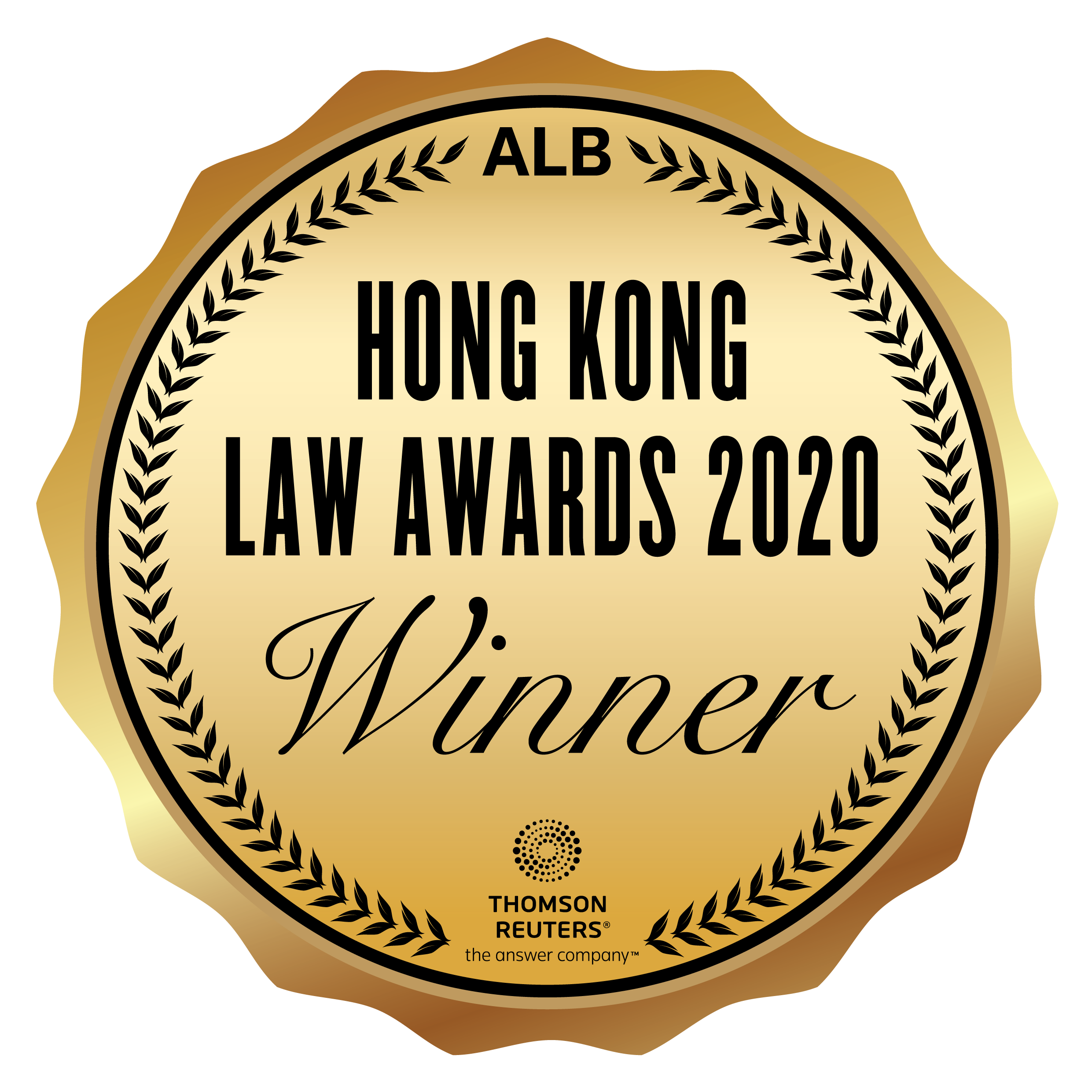 HKLA 2020 Badges Winner - About Us