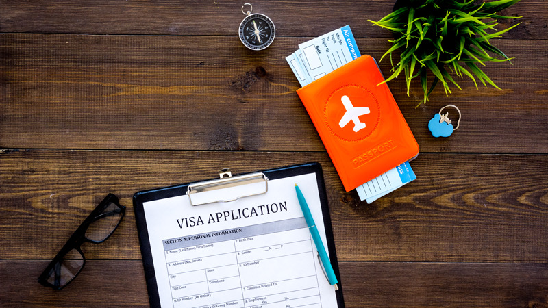 visa application 1 - News & Publications
