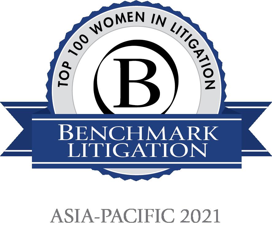 Benchmark Litigation Asia Pacific Top 100 Women - Awards